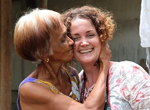 Woman in Philippines Grateful for ADRA