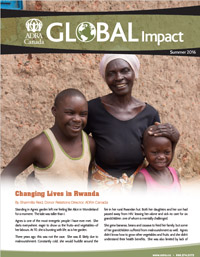 Global IMpact Summer 2016 Issue