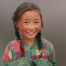 Girl in Mongolia
