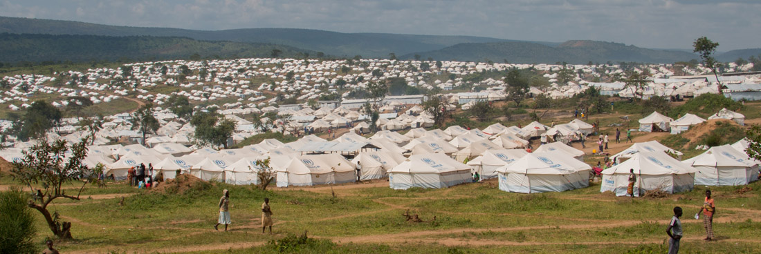 Mahama Refugee Camp